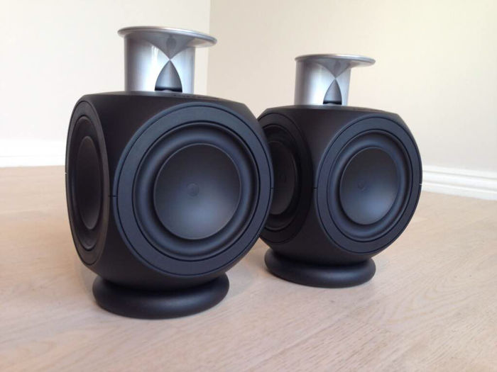 Bang and Olufsen BeoLab 3 MK2 top designer speakers