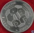 "Frankrijk 1 franc 2000 ""2000 European Championship and 1998 World Cup"""
