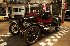 Ford - Model T - 1923