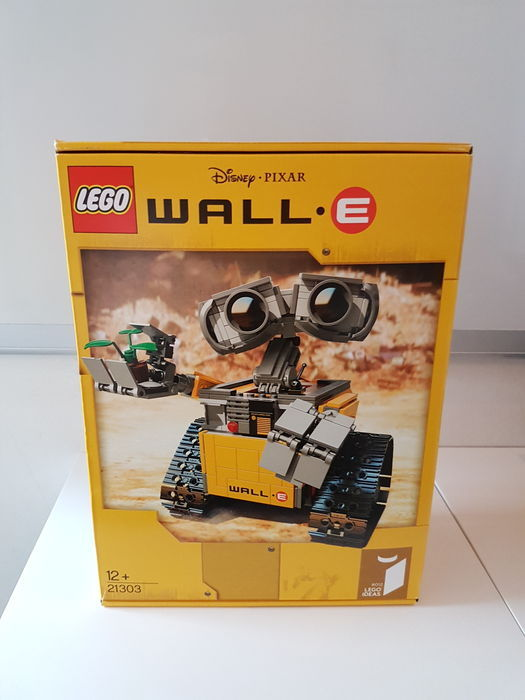 Ideas - 21303 - Wall-E