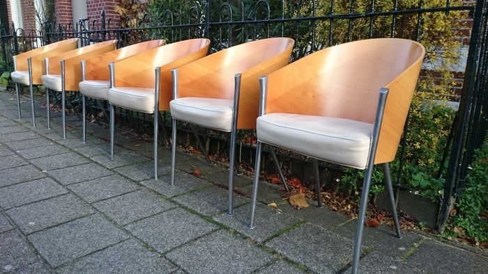 Philippe Starck voor Aleph King Costes chairs 6x Catawiki