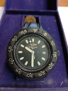 Breitling Colt Military PVD – Ref. 8019