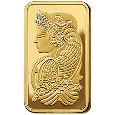 Pamp Suisse, NEW Fortuna, Gold Rectangular Ingot - 2.5 g