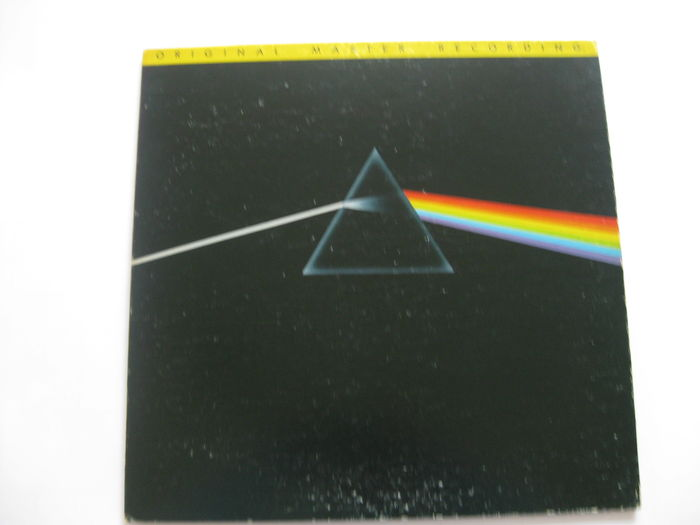 Pink Floyd: Dark Side of the Moon. Original Master Recording (MFSL)