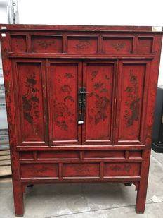 Old cabinet - China - 19th century