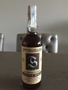 Springbank 12 years old Green Thistle