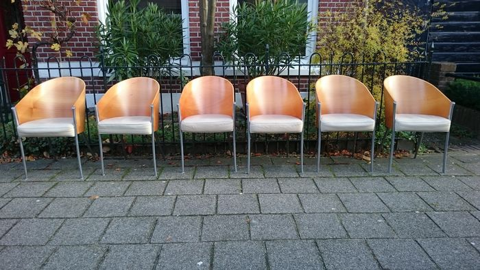 Design Stoelen Philippe Starck.Philippe Starck Voor Aleph King Costes Chairs 6x Catawiki