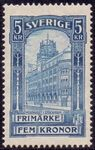 Check out our Sweden 1903 - Main post office - Michel 54