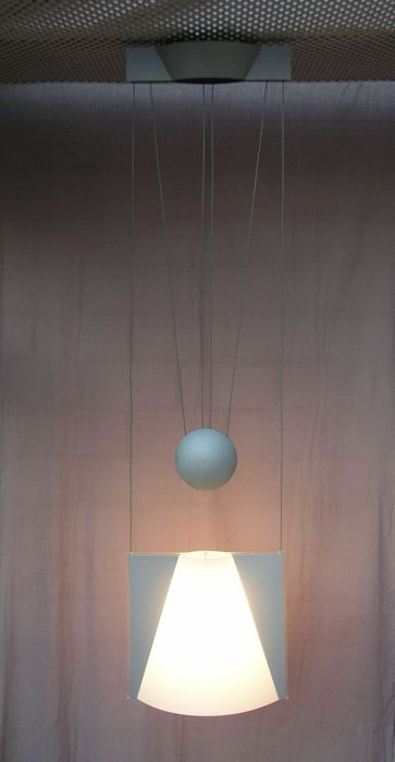 Paolo Bistacchi for Tre Ci Luce – Adjustable ceiling light, type Ko ...