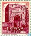 Postage Stamps - Spain [ESP] - Alhambra Gate