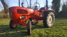 Guldner - A2KN classic tractor - 1959