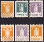 "Check out our Greenland 1915/1937 - Selection parcel service ""Pakke-Porto"""