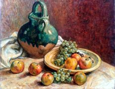 Pierre Dionisi (1904-1970) - Nature morte aux fruits