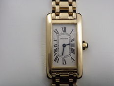 Cartier Tank Americaine - women's watch