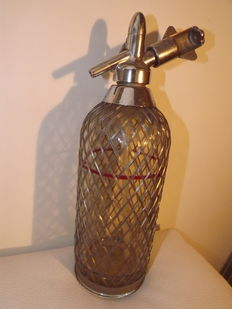 Siphon with exterior triple aluminium wire