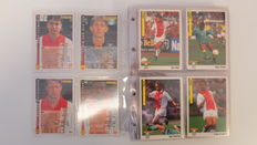 Panini - Eredivisie 1984 - Voetbal '94 - Complete set of trading cards.