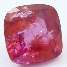 Ruby, 1.29 ct .