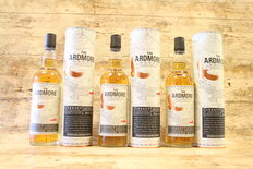 """3 Bottles """"The Ardmore Legacy"""" Special Release - Limited Edition"""
