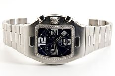Voltime Meta - XL 58 Diamonds 1.5 CT - Men's Timepiece