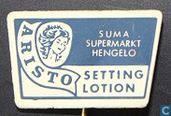 Aristo setting lotion - Suma supermarkt Hengelo