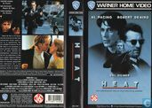 DVD / Video / Blu-ray - VHS videoband - Heat