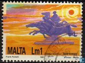 Timbres-poste - Malte - Arts, culture et nature