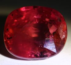 Ruby - 6.52 ct