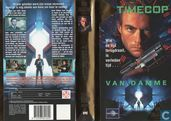 DVD / Video / Blu-ray - VHS video tape - Timecop