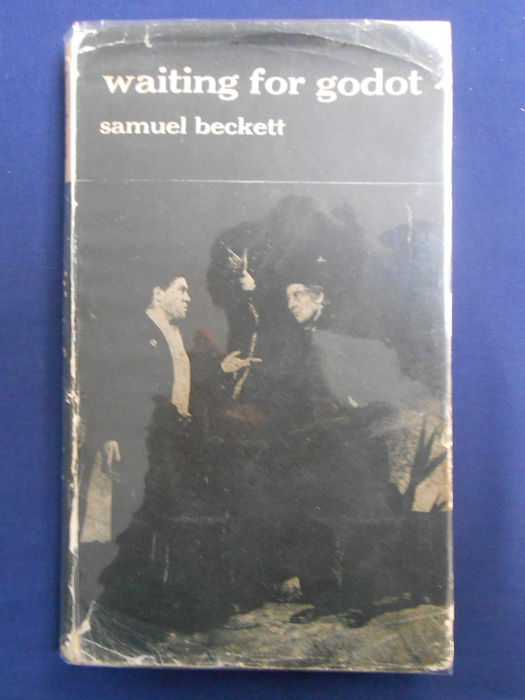 samuel becketts waiting for godot essay 5 introduction waiting for godot (1952) is an unusual and notable play written by irish nobel prize-winner (1969) samuel beckett the purpose of this essay is to analyse how beckett constructs his world of the absurd in the play.