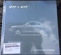 Porsche 911 x 911 Book - Official Anniversary Book Celebrating 50 Years of 911 - Porsche Design Museum - 1st edition !