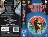 DVD / Video / Blu-ray - VHS video tape - The Spy Who Loved Me
