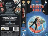 DVD / Video / Blu-ray - VHS video tape - A View to a Kill