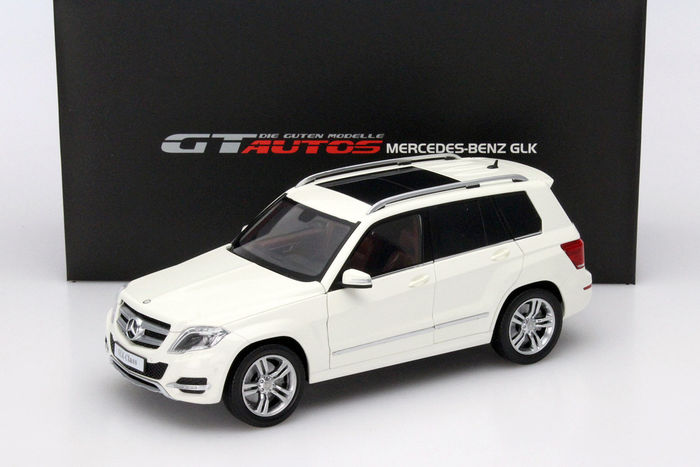Welly Gt Autos Escala 1 18 Mercedes Benz Glk Catawiki