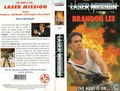 DVD / Video / Blu-ray - VHS video tape - Laser Mission