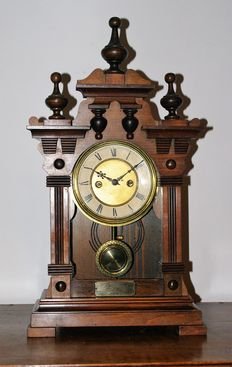 German table clock - Period circa 1920