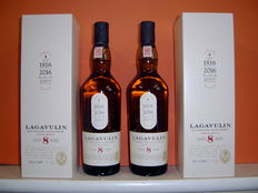 2 bottles: Lagavulin 8 Years Limited Edition