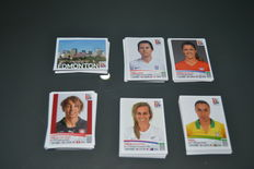 Panini - WC Canada 2015, women's world cup - 249 stickers of women, all different.