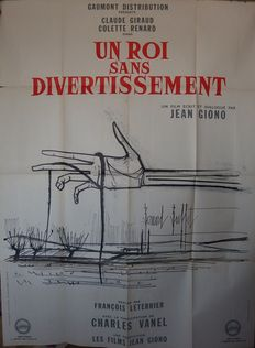 Bernard Buffet - Un Roi sans divertissement