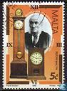 Postage Stamps - Malta - Treasures-old watches