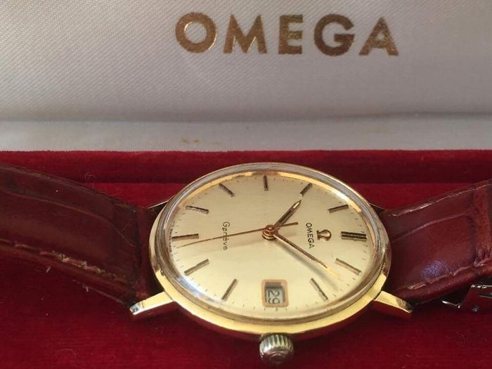 Omega Genève – men's dress watch – circa 1960