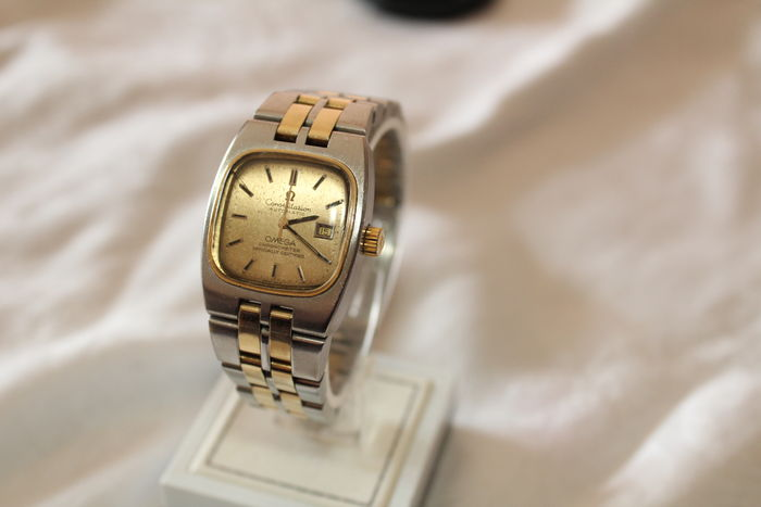 Omega - Constellation oro chronometer automatic da donna - anni 70