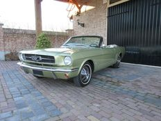Ford Mustang Cabriolet - 1965