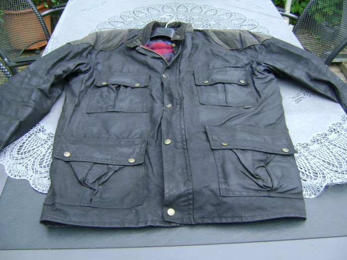 Old English Wax Suit - Jacket and pants