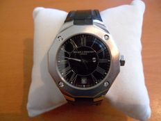 Baume & Mercier Riviera Large Woman Sport Diamonds Watch.
