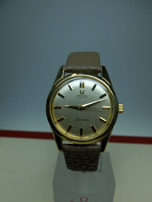 Omega Seamaster Automatic, approx. 1960, men´s wristwatch