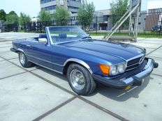 Mercedes-Benz - SL380 Roadster - 1981