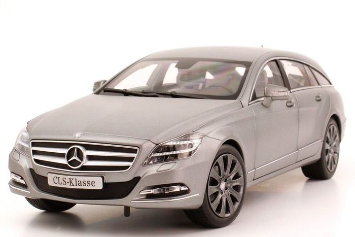 Norev - Scale 1/18 - Mercedes-Benz CLS-Klasse Shooting Brake