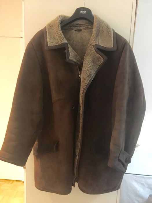 Baldesarrini Hugo Boss - Suede Jacket