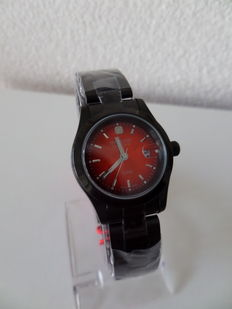 Swiss Military Hanowa - 6-7023 - Dames Pols Horloge - 2017 - Swiss Made