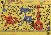 Check out our Keith Haring - Hommage a Keith Haring